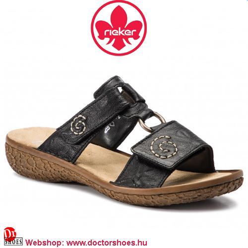 Rieker GRON black | DoctorShoes.hu