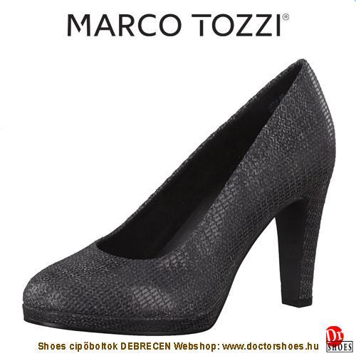 Marco Tozzi BOTA grey | DoctorShoes.hu
