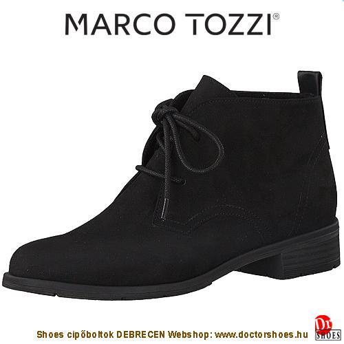 Marco Tozzi SONA black   DoctorShoes.hu
