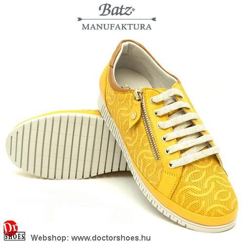Batz ORLANDO sárga | DoctorShoes.hu