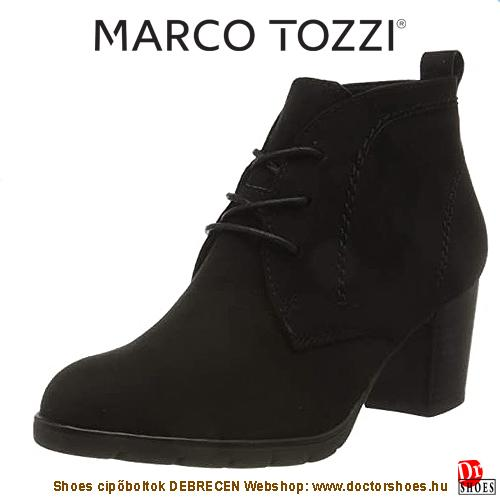 Marco Tozzi DYNA black | DoctorShoes.hu