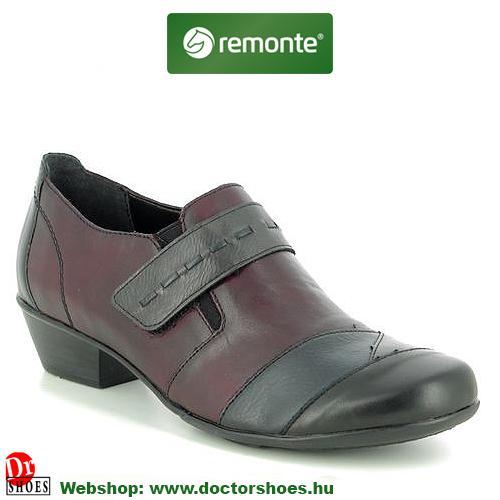 Remonte BORA bordó   DoctorShoes.hu
