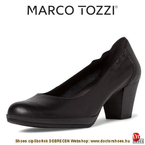 Marco Tozzi GENT black | DoctorShoes.hu