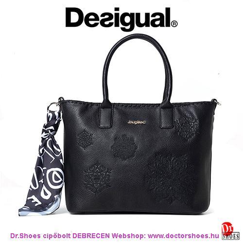 DESIGUAL ALEXA black | DoctorShoes.hu