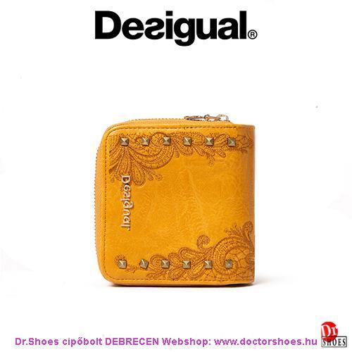 DESIGUAL LUCIA yellow money   DoctorShoes.hu