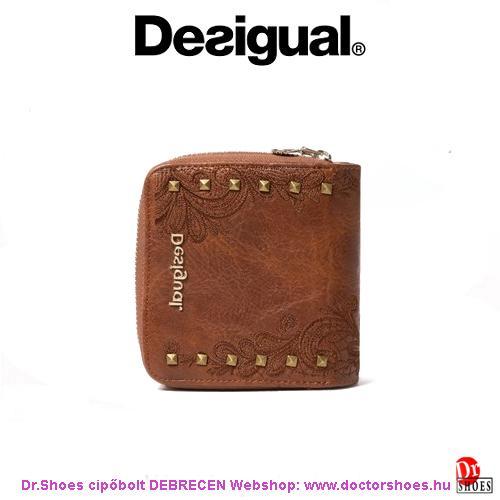 DESIGUAL LUCIA brown money   DoctorShoes.hu