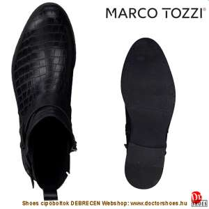 Marco Tozzi ROCK black | DoctorShoes.hu