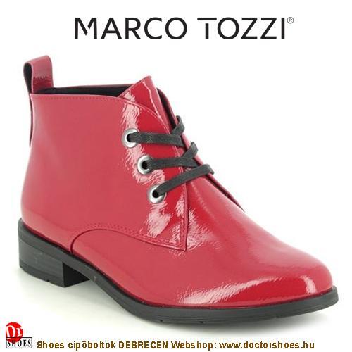 Marco Tozzi LAUX red | DoctorShoes.hu