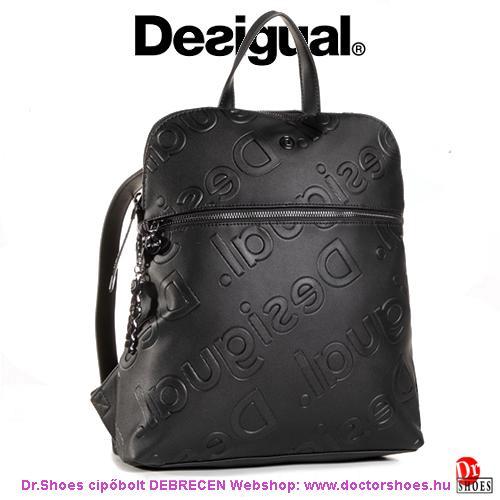 DESIGUAL BOTELLA black   DoctorShoes.hu