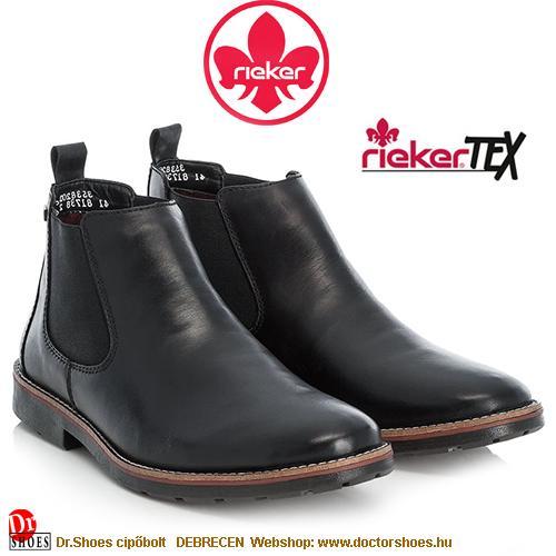 Rieker STUDY black | DoctorShoes.hu