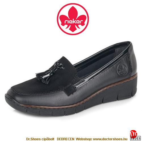 Rieker TRINK black | DoctorShoes.hu