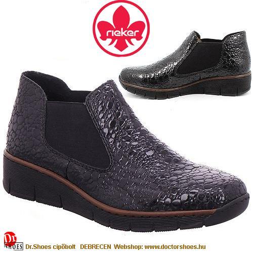 Rieker NASS black   DoctorShoes.hu