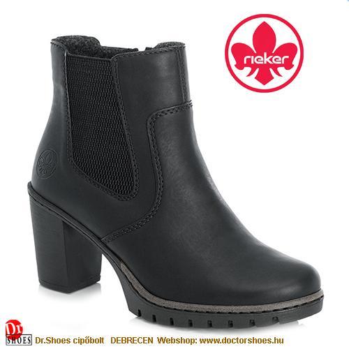 Rieker TICKEN black | DoctorShoes.hu