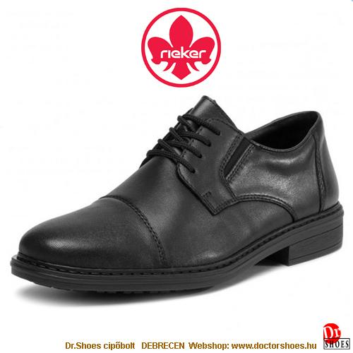 Rieker LUGAN black | DoctorShoes.hu