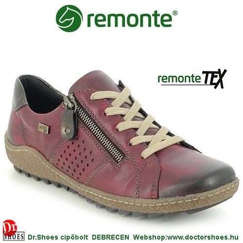 Remonte GITAK bordó | DoctorShoes.hu
