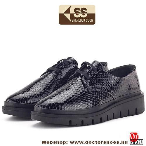 Sherlock Soon ROLL black | DoctorShoes.hu