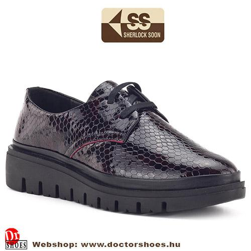 Sherlock Soon ROLL bordó | DoctorShoes.hu