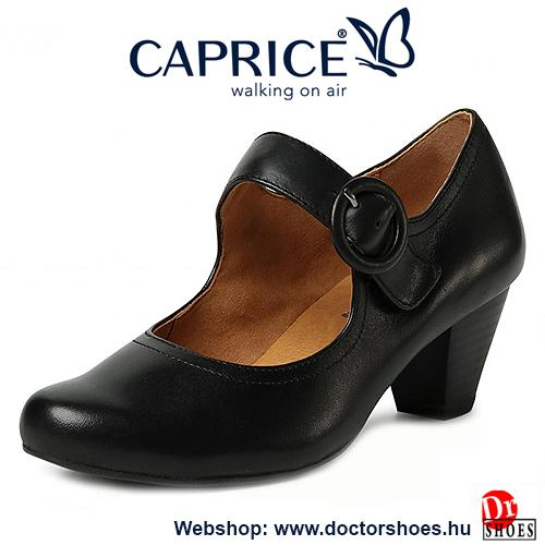 CAPRICE GROKA black | DoctorShoes.hu