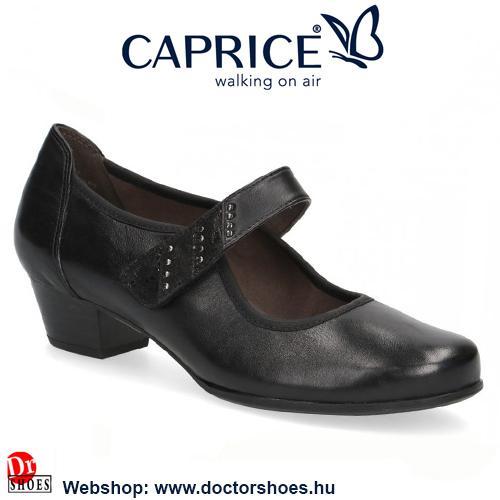 CAPRICE TRANS black | DoctorShoes.hu
