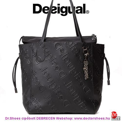 DESIGUAL NORWICH black   DoctorShoes.hu