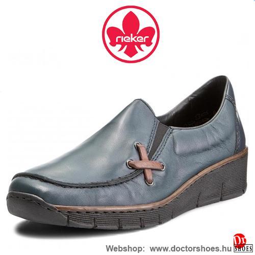 Rieker PADOBA blue | DoctorShoes.hu