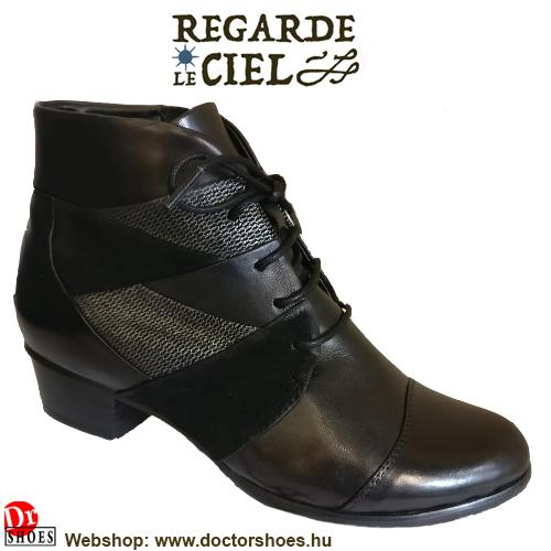 Regarde FENCE black | DoctorShoes.hu
