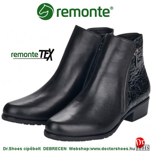 Remonte KUDRA black | DoctorShoes.hu
