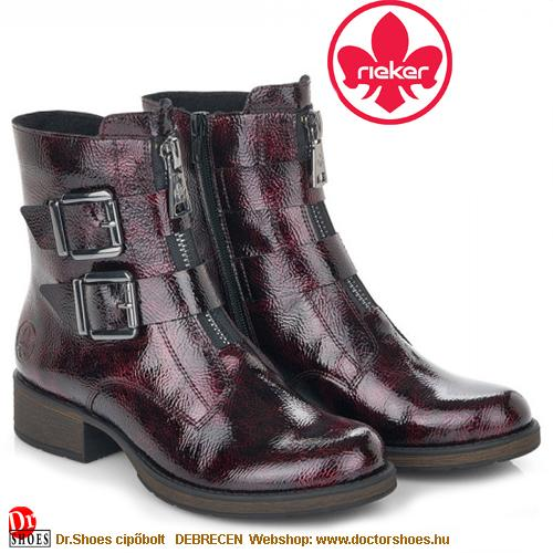 Rieker TAMY bordó | DoctorShoes.hu