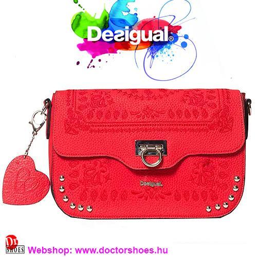 DESIGUAL AMORGOS red | DoctorShoes.hu