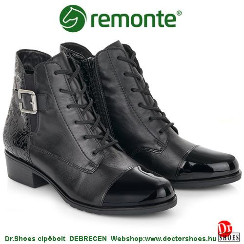 Remonte RILAM black | DoctorShoes.hu