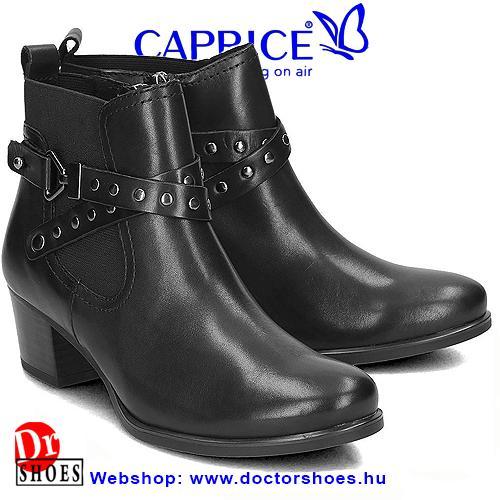 CAPRICE BOXA black | DoctorShoes.hu