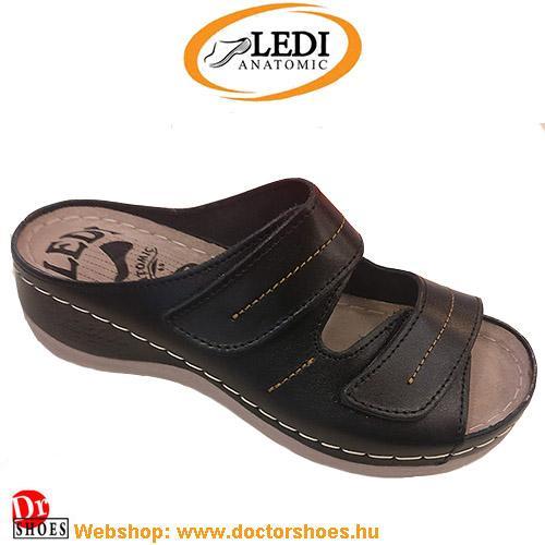 LEDI LINIA black | DoctorShoes.hu