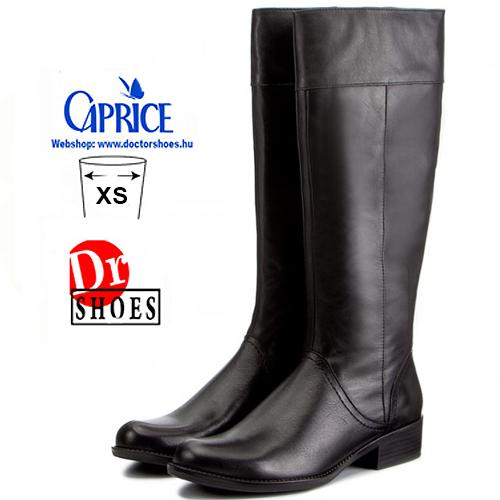 CAPRICE BATTA black | DoctorShoes.hu