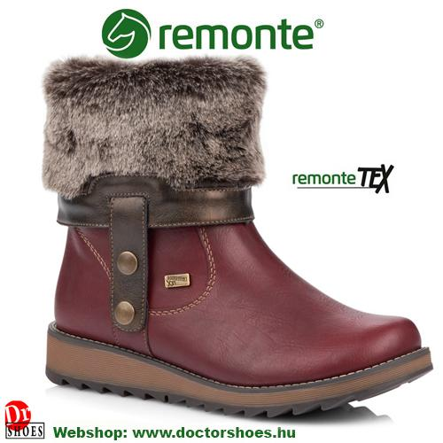 Remonte RABBIT bordó | DoctorShoes.hu