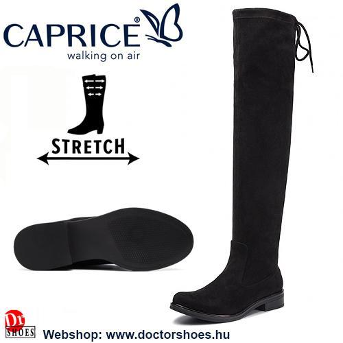 CAPRICE NOWA black | DoctorShoes.hu