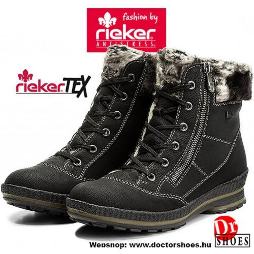 Rieker SABA black | DoctorShoes.hu