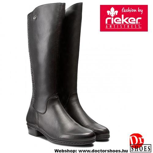 Rieker KYRON black   DoctorShoes.hu