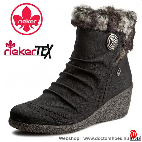 Rieker MOMB black | DoctorShoes.hu
