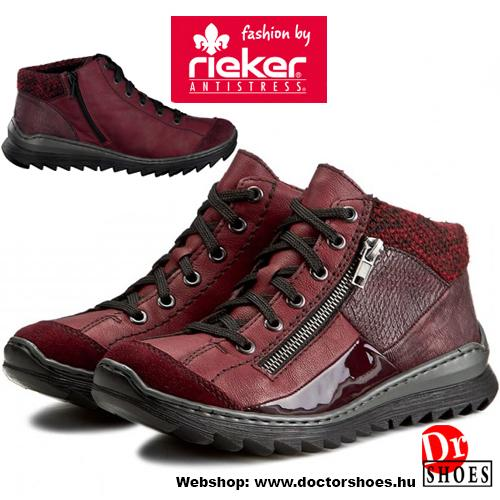 Rieker WEST bordó | DoctorShoes.hu