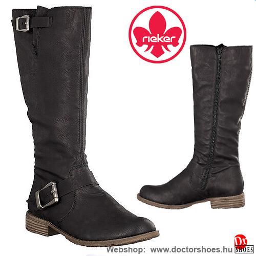 Rieker NOHA black | DoctorShoes.hu