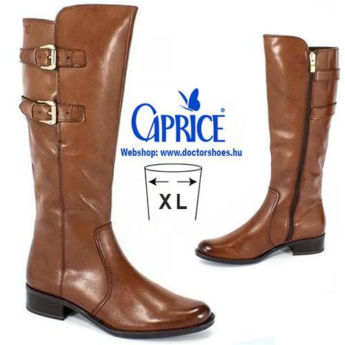 CAPRICE DOTTY cognac | DoctorShoes.hu