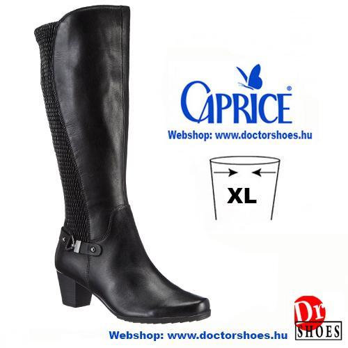 CAPRICE CALAS black | DoctorShoes.hu