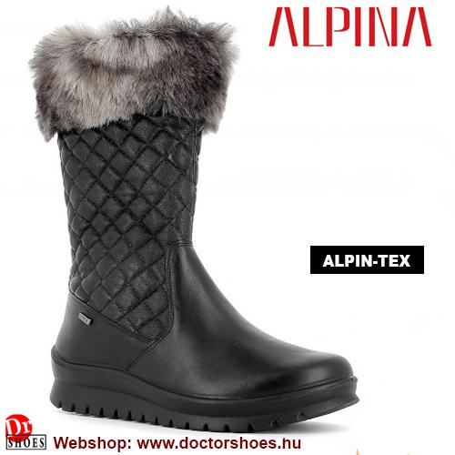 ALPINA ANILIN black | DoctorShoes.hu