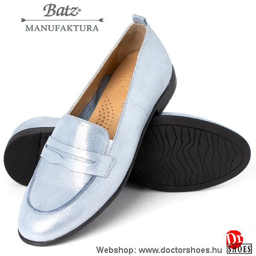 Batz LONDON silverblue | DoctorShoes.hu