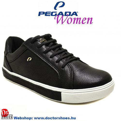 PEGADA BRANCO black | DoctorShoes.hu