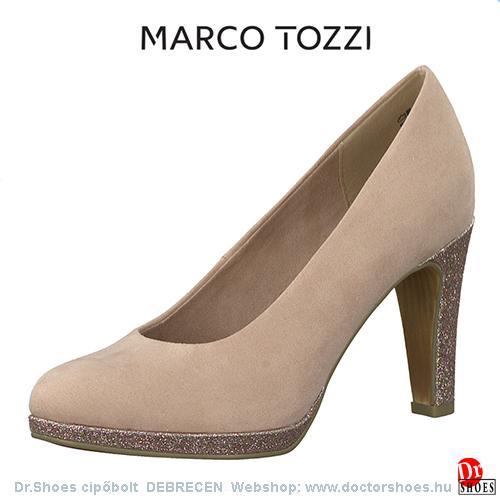 Marco Tozzi MERIL rose csillám | DoctorShoes.hu