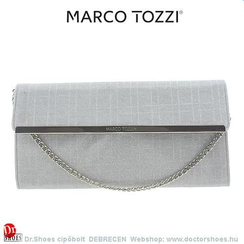 Marco Tozzi STAR silver | DoctorShoes.hu