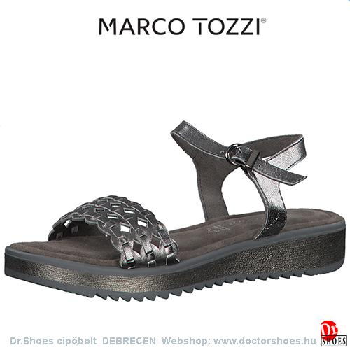 Marco Tozzi MOA acél   DoctorShoes.hu