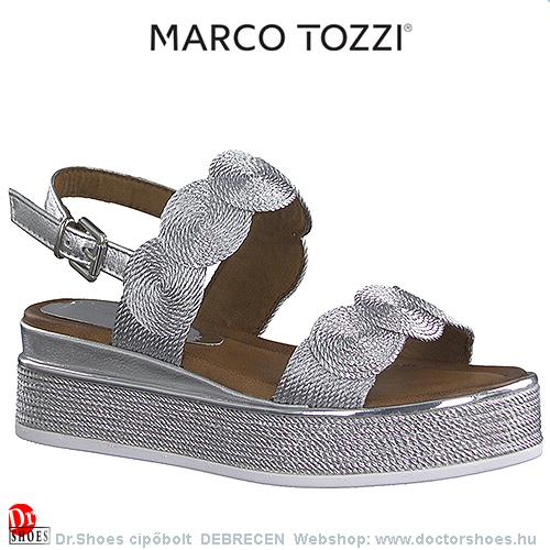 Marco Tozzi LUXA silver | DoctorShoes.hu