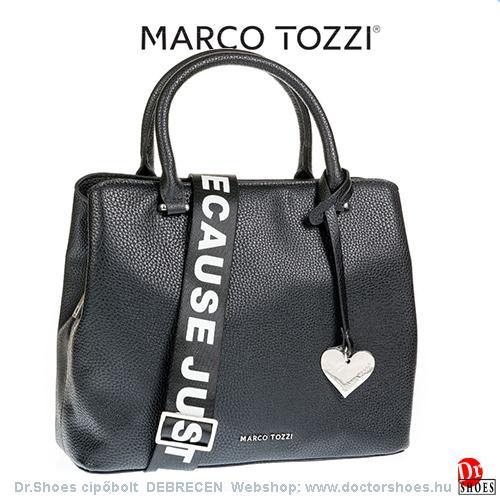 Marco Tozzi NABEL black | DoctorShoes.hu